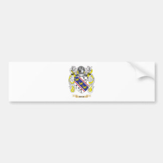 Daw Coat of Arms Bumper Stickers