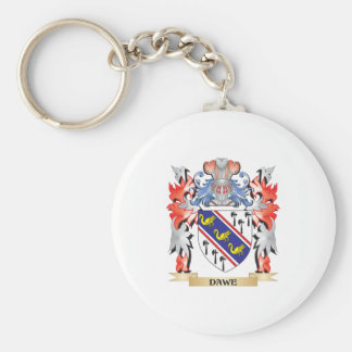 Dawe Coat of Arms - Family Crest Keychain