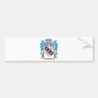 Dawes Coat of Arms - Family Crest Bumper Stickers