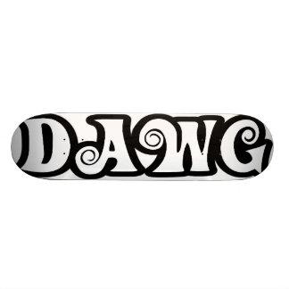 dawg 1,0 monopatines personalizados