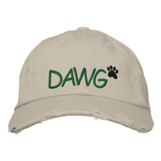 DAWG by SRF Embroidered Baseball Cap