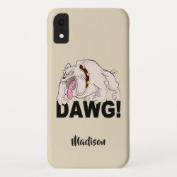 Case Mate Case with Bulldog Phone Cases design