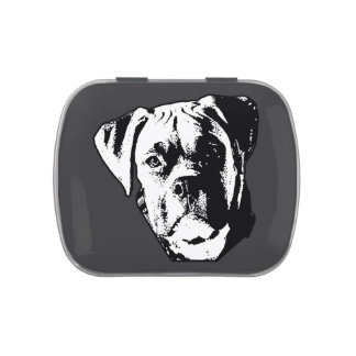 Dawg Jelly Belly Candy Tin