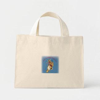 Dawghouse Beach Tote Mini Tote Bag