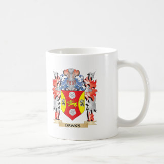 Dawks Coat of Arms - Family Crest Coffee Mug