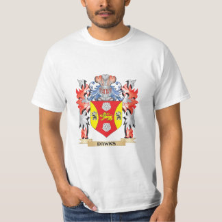 Dawks Coat of Arms - Family Crest T-Shirt