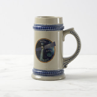 DAWN - A NASA Discovery Mission Beer Stein