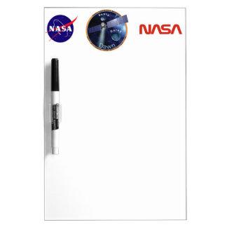 DAWN - A NASA Discovery Mission Dry-Erase Board