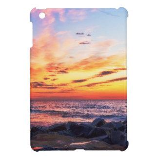 Dawn at 120th Street in Ocean City Maryland iPad Mini Cover