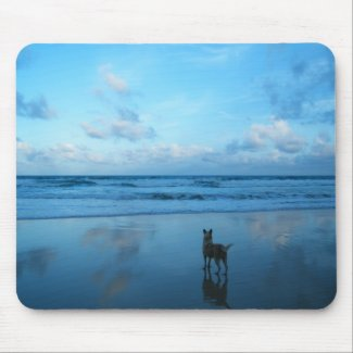 Dawn At Karon Beach,Phuket Island mousepad