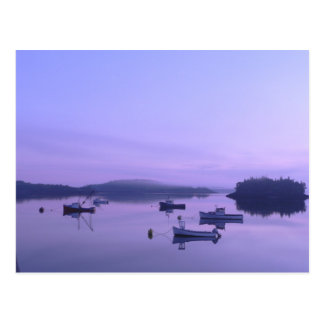 Dawn at Lubec Postcard