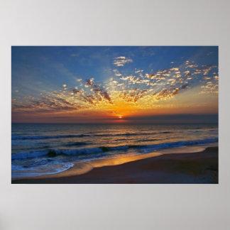 Dawn at Ponte Vedra Print
