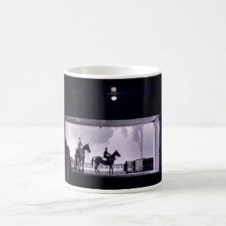 Dawn at Saratoga Springs, 1963 Coffee Mug