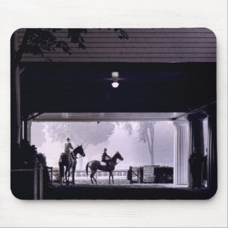 Dawn at Saratoga Springs, 1963 Mouse Pad