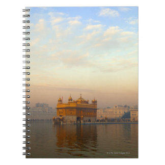 Dawn at the Golden Temple Notebooks