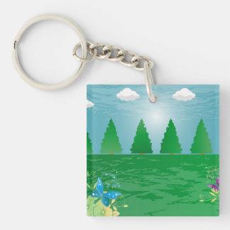 dawn - awakening acrylic key chains