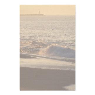 Dawn Beach Stationery