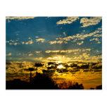 Dawn Breaking over the Mojave Desert Post Card