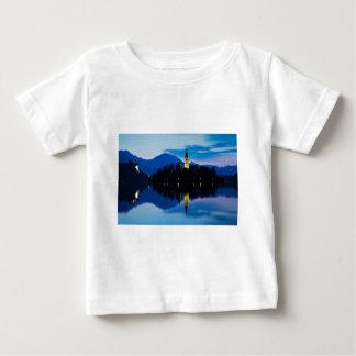 Dawn breaks over Lake Bled T-shirt