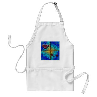 Dawn Clouds Collection Adult Apron