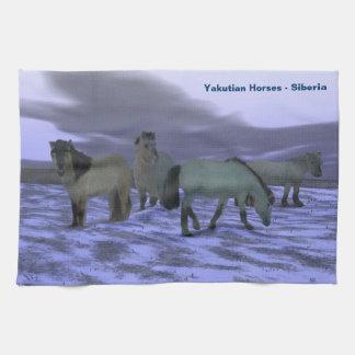 Dawn Horse Towel
