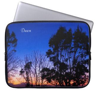 Dawn image for Neoprene Laptop Sleeve