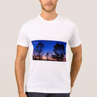 Dawn image men's t-shirt