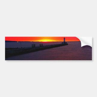 Dawn in Duluth Bumper Sticker
