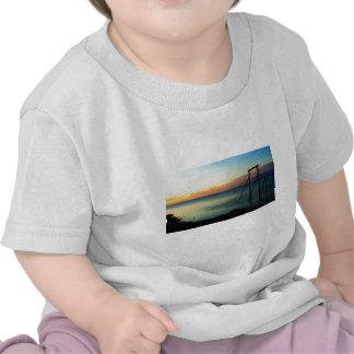 Dawn in Heron Island Tee Shirt