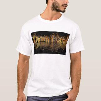 Dawn Island Fire Logo Tshirt