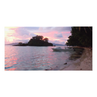 Dawn Island View>Photo Card
