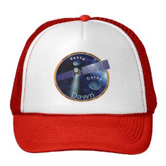 Dawn Mission Patch   Trucker Hat