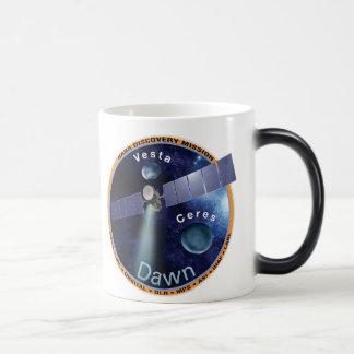 Dawn Mission Patch  Magic Mug