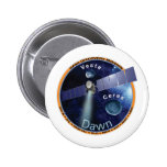 Dawn Mission Patch  Pins