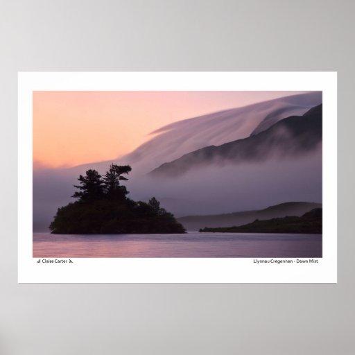 Dawn Mist Print