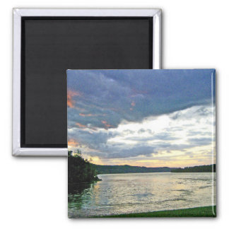 Dawn of A New Day 2 Inch Square Magnet