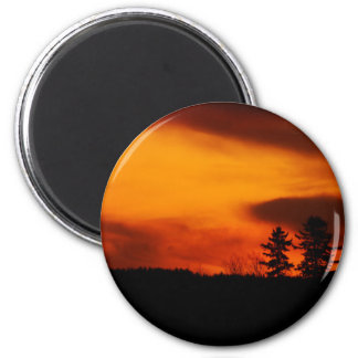Dawn Of A New Day 2 Inch Round Magnet