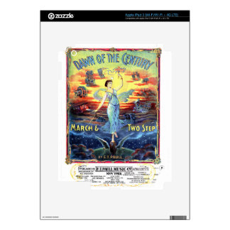 Dawn_of_Century_March_Two_Step_ET_Paull_1900.jpg iPad 3 Decal
