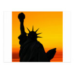 Dawn of Liberty Postcard