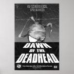 DAWN OF THE DEADHEAD poster