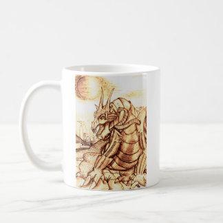 Dawn of the Dragons Coffee Mug