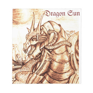 Dawn of the Dragons Memo Notepads