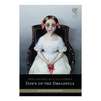 Dawn of the Dreadfuls Cover Poster