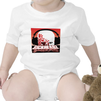 dawn of the sickheadz baby bodysuits