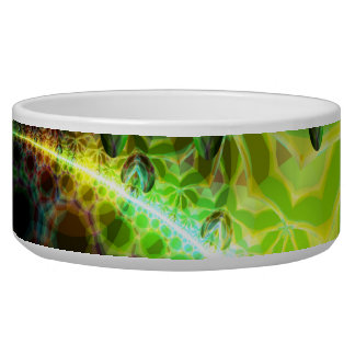 Dawn of Time – Lime & Gold Emerge Bowl