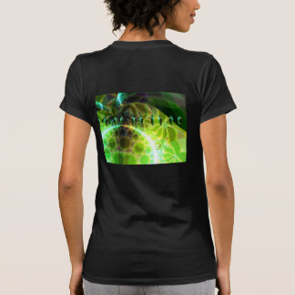 Dawn of Time – Lime & Gold Emerge T-Shirt