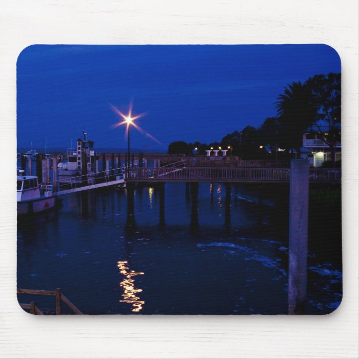 Dawn on the St. Marys River Mouse Pad