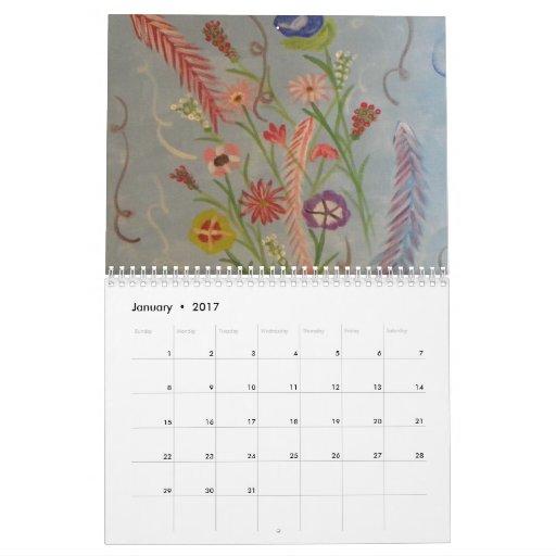 Dawn Orwig's Paintings 2012 Calendar