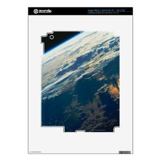 Dawn over the Atlantic Ocean Decals For iPad 3