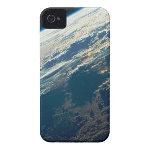 Dawn over the Atlantic Ocean iPhone 4 Cases